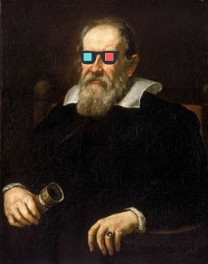 Portrait of Galileo
