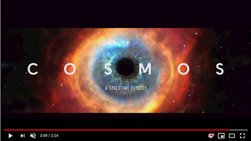 Cosmos: A space time odyssey documentary