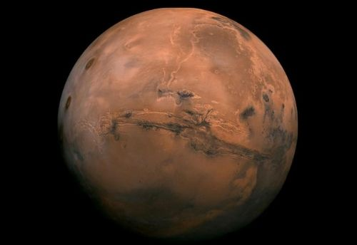 picture of planet mars