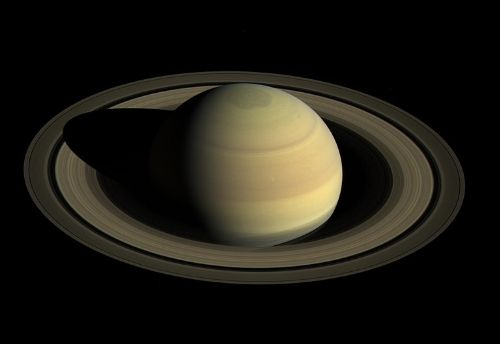 a picture of planet Saturn