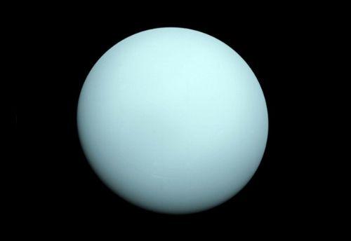 a picture of planet Uranus