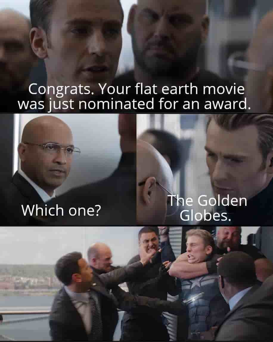 flat earth movie