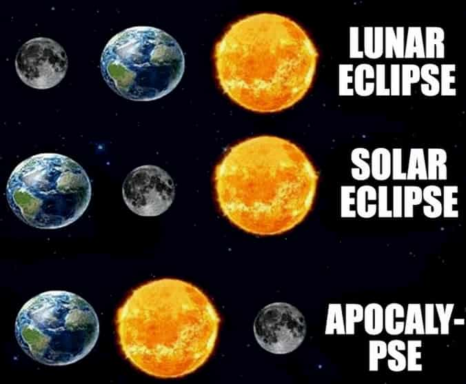 moon apocalypse meme