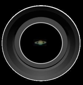 8 inch aperture
