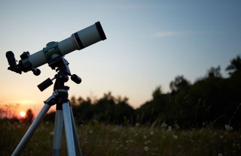 Short Focal Length Telescope