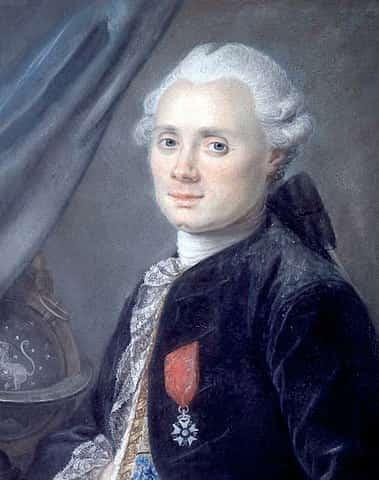 Astronomer Charles Messier