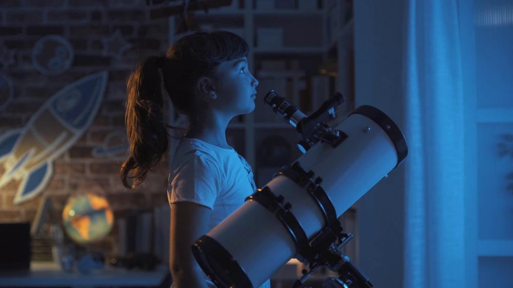 telescope pour enfants