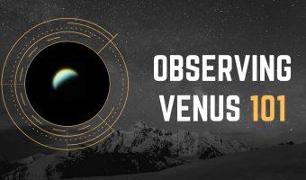 Venus with telescope fb