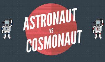 astronaut vs cosmonaut fb