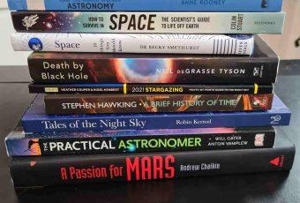 my favorite astronomy books