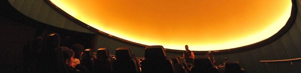 thinktank planetarium Birmingham