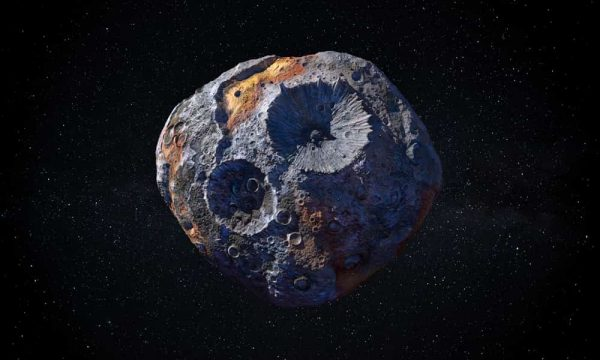what are asteroids made of